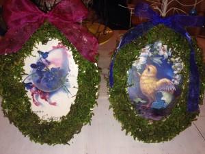 Moss Easter Frames