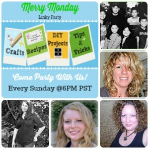Guest Co-Hosting Merry Monday Linky Party #20