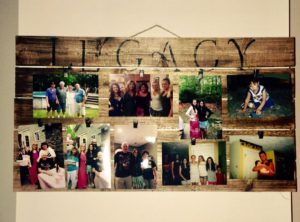 Pallet Legacy Board