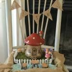 Fairy Garden Chair Planter
