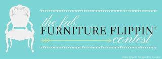 April Fab Furniture Flippin' Contest