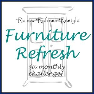 March Furniture Refresh Challenge