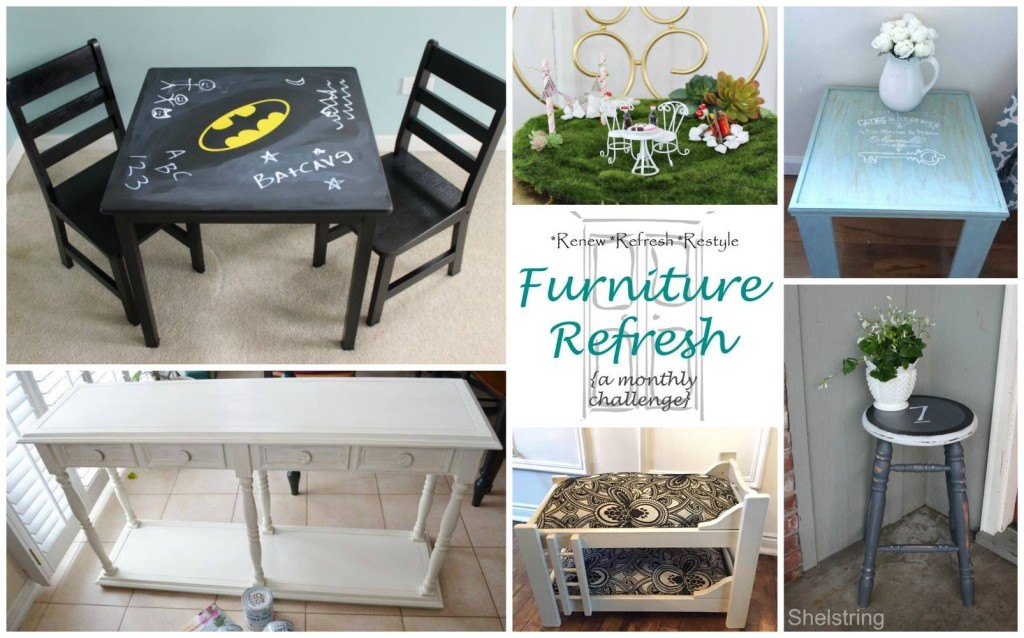 Furniture Refresh Challenge