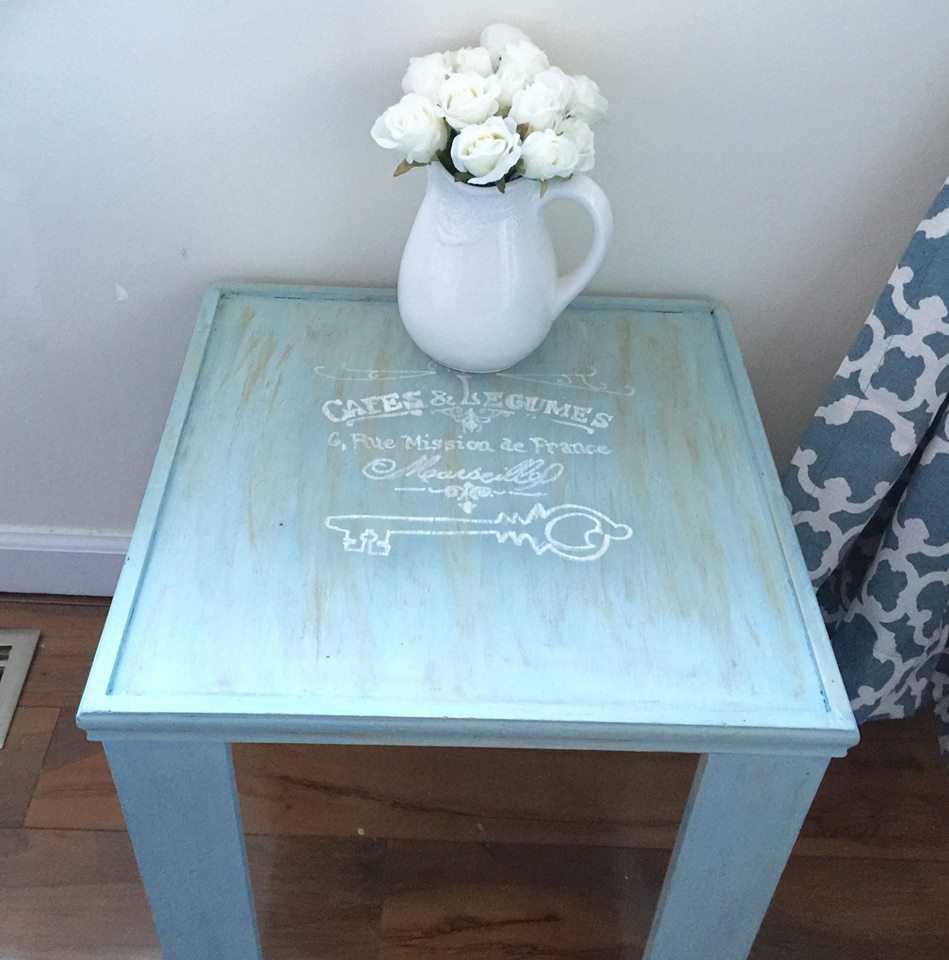 Refinished Table