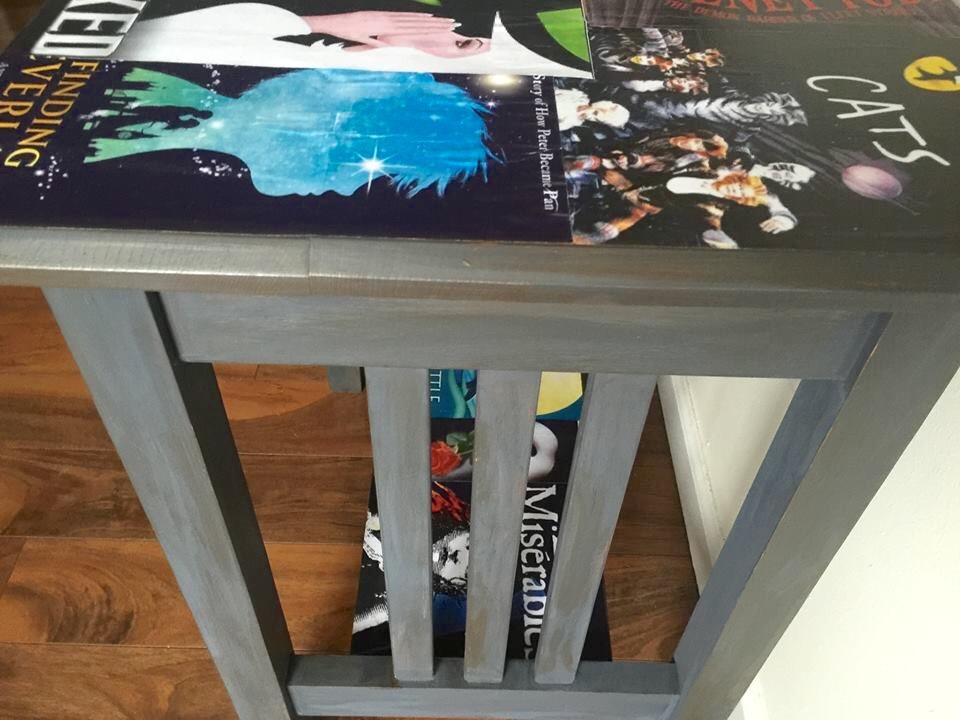 April Furniture Refresh Challenge