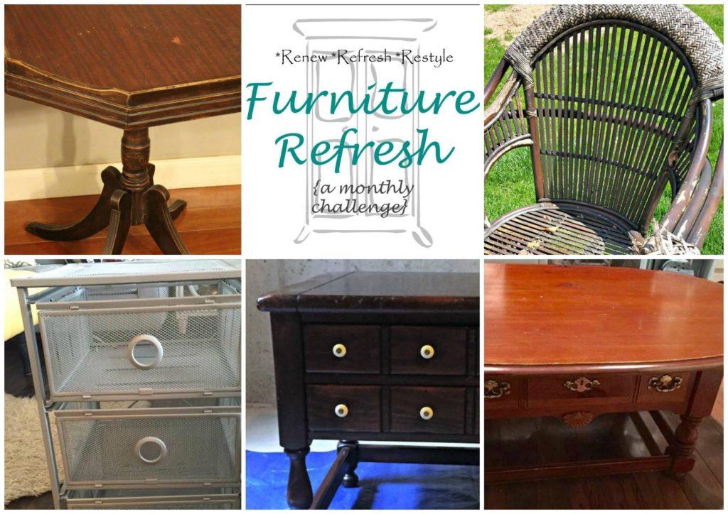 Furniture Refresh Elegant Coffee Table