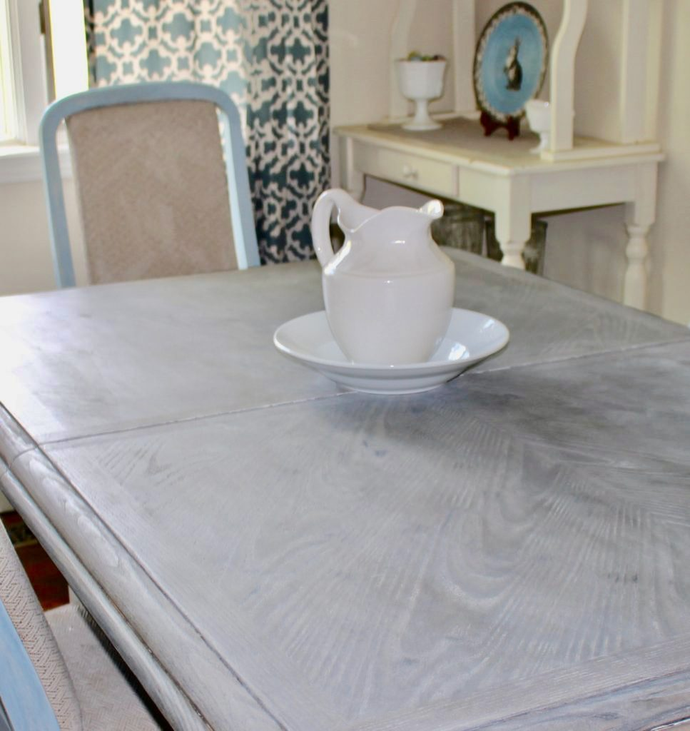 DIY Restoration Hardware Weathered Oak Dining Table