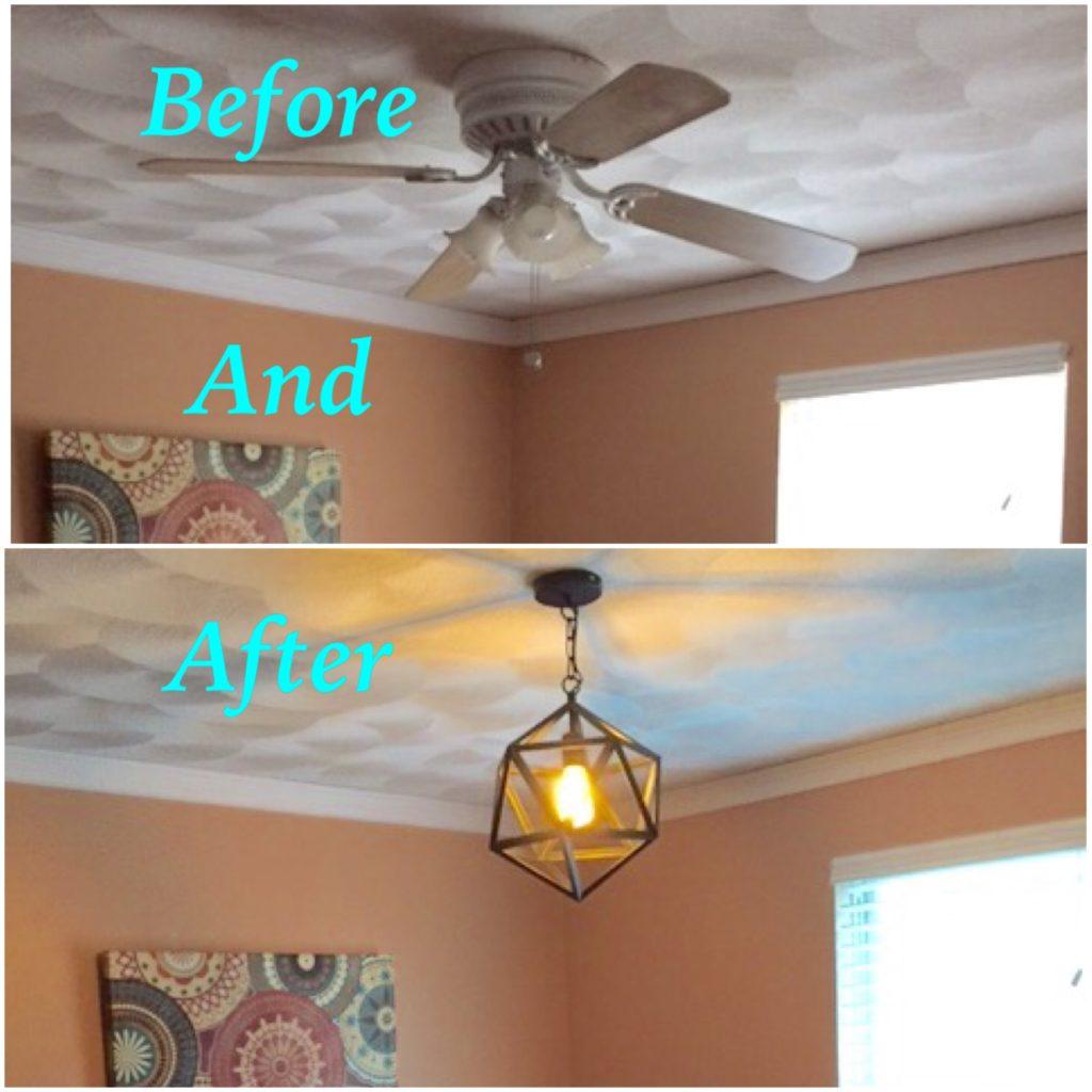 Fixer Upper Inspired Pendant Light