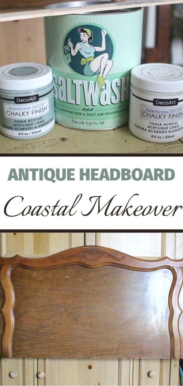coastal headboard supplies with saltwash