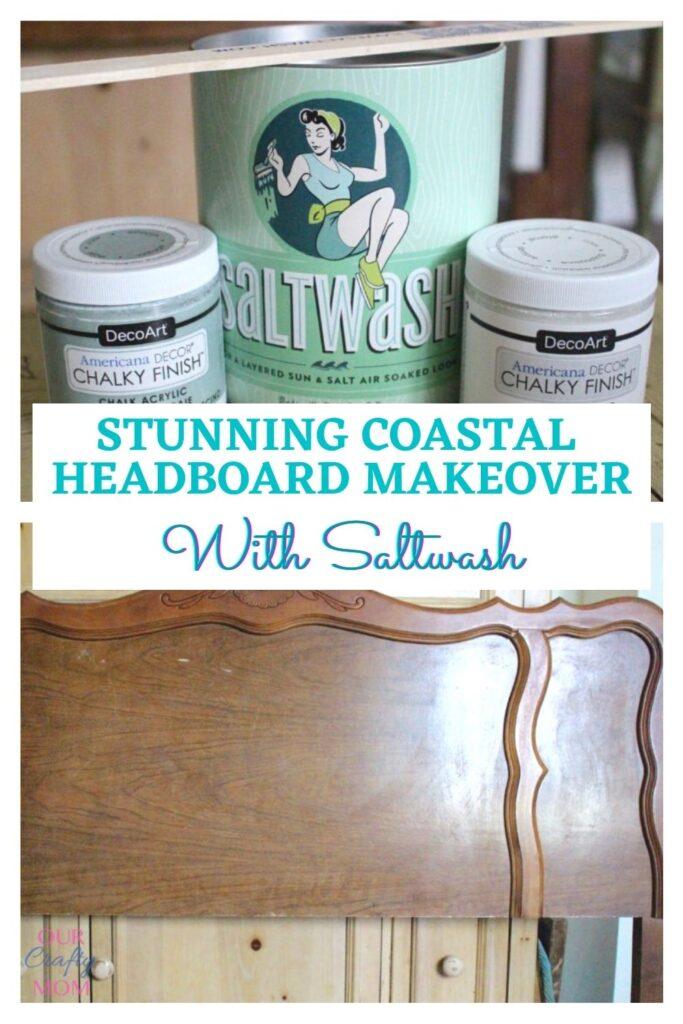 coastal headboard