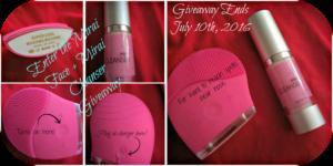 Mirai Face + Mirai Cleanser Giveaway