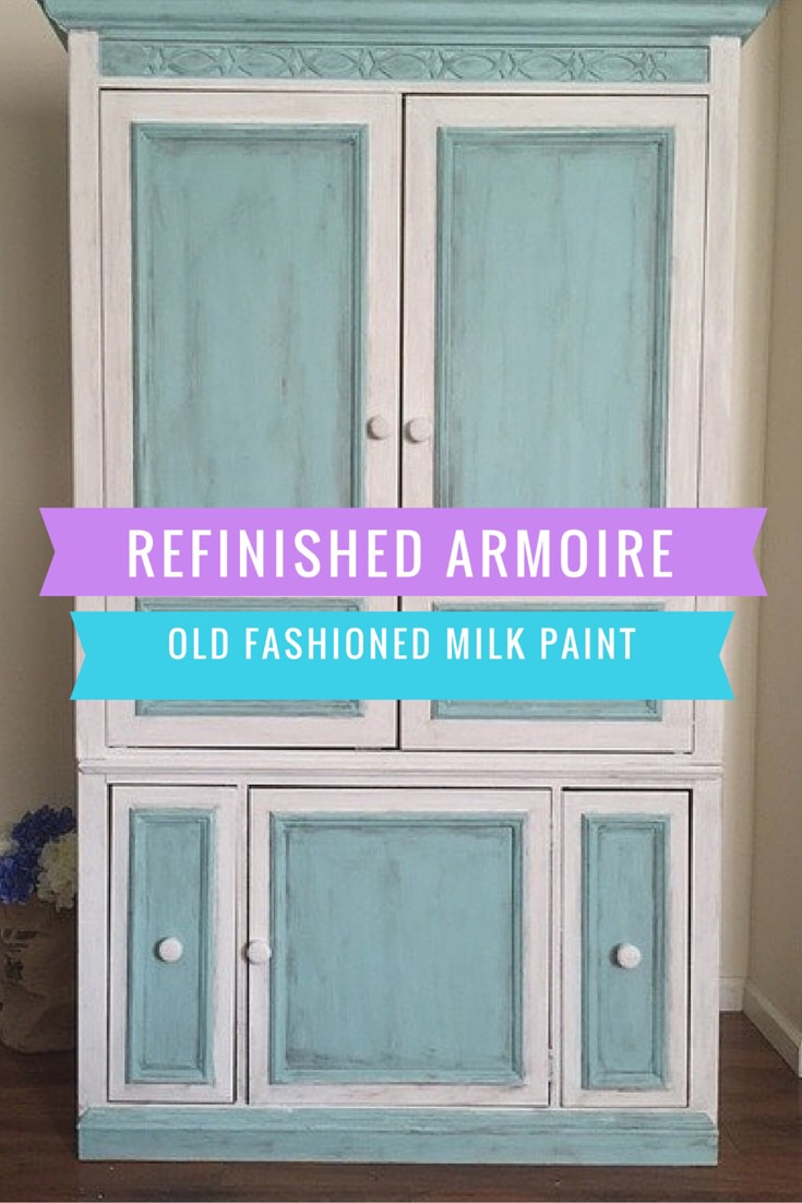 Refinished_Armoire_Milk_Paint