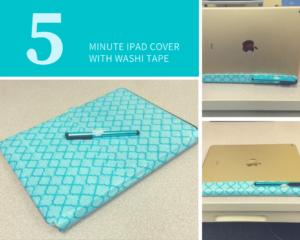 Washi_Tape_iPad_Cover