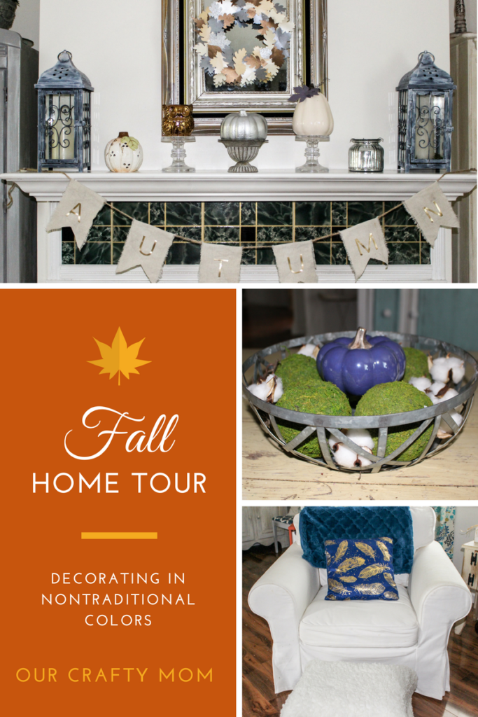Fall Home Tour Our Crafty Mom