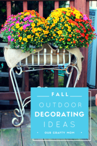 Outdoor Decorating Ideas For Fall
