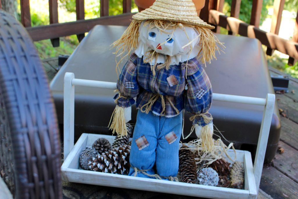 Outdoor Fall Decorating Ideas Our Crafty Mom