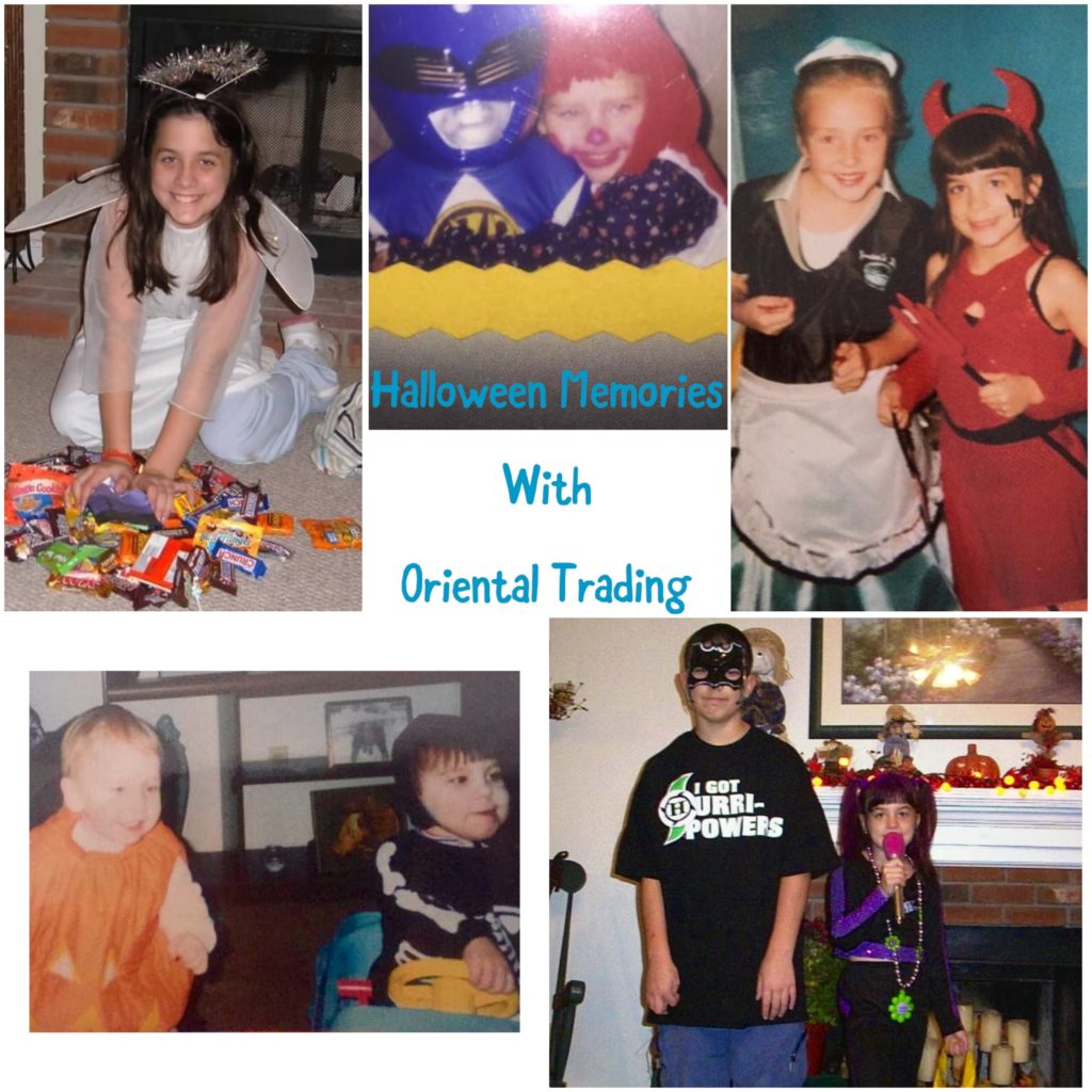 Halloween Ideas With Oriental Trading Our Crafty Mom