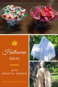 Halloween Ideas With Oriental Trading