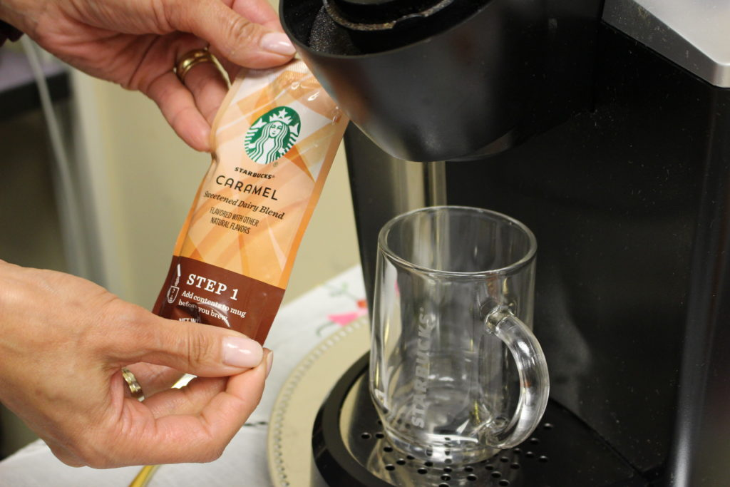 Enjoy A Fall Brunch With New Starbucks Caffe Latte K-Cup Pods Our Crafty Mom