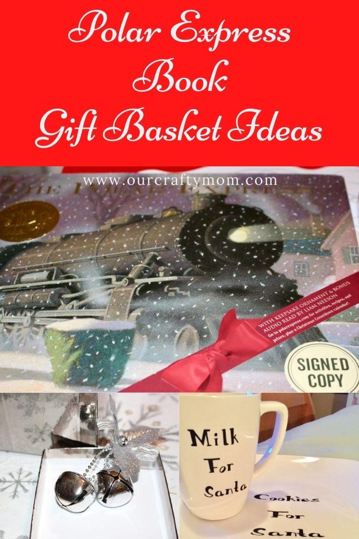 polar express gift basket