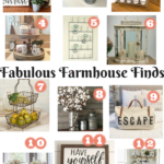 Holiday Gift Guide Farmhouse Style