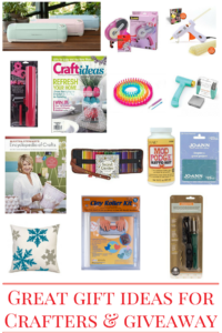 Great Gift Ideas For Crafters & Walnut Hollow Giveaway Our Crafty Mom
