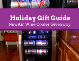 Holiday Gift Guide 2016 & NewAir Wine Cooler Giveaway