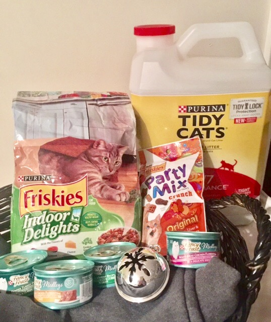 Pamper Your Cat With A DIY Cat Bed And Purina Our Crafty Mom