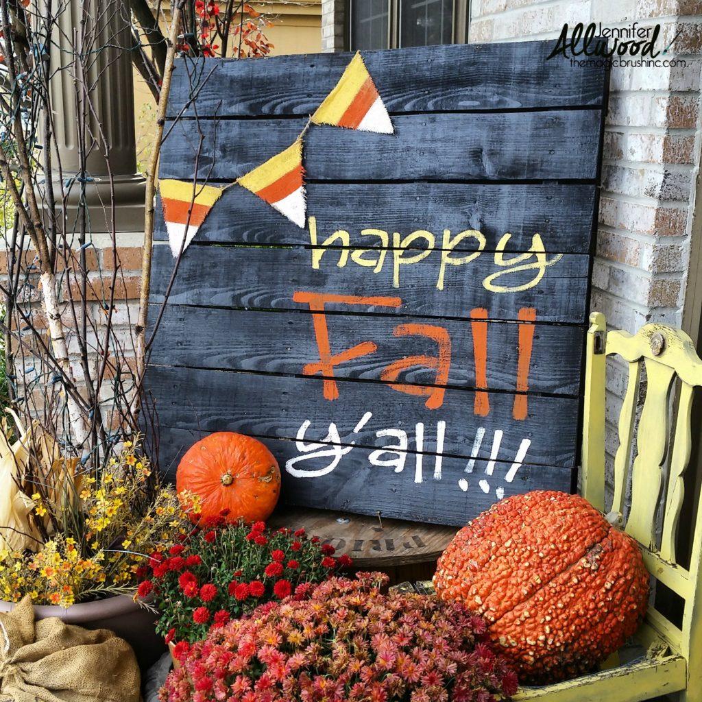 5 DIY Fun Fall Signs Our Crafty Mom