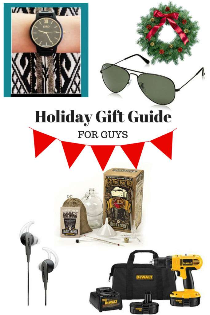 Gift Guide For Guys & NewAir Wine Cooler Giveaway Our Crafty Mom