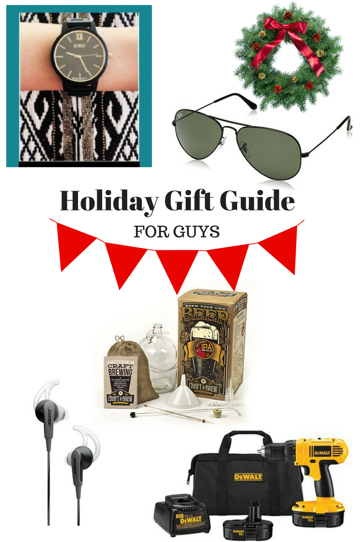 Gift Guide For Guys & JORD Wood Watches Gift Card Our Crafty Mom