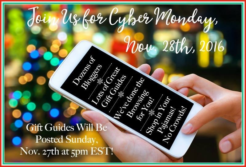 Cyber Monday Bloggers Holiday Gift Guide Our Crafty Mom