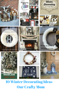 10 Easy Winter Decorating Ideas