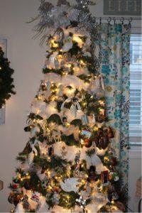 Christmas Tree & Holiday Home Tour 2016