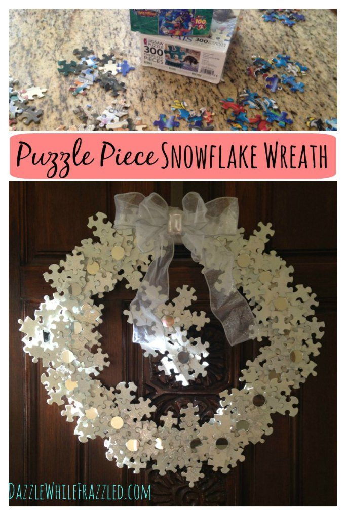 12 Beautiful DIY Winter Wreaths Our Crafty Mom