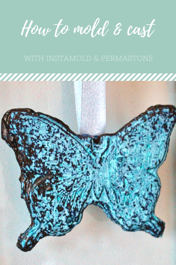 How To Mold And Cast With InstaMold And Permastone Our Crafty Mom