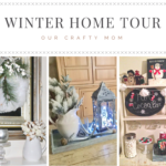 Winter Home Tour Blog Hop-Farmhouse Decor