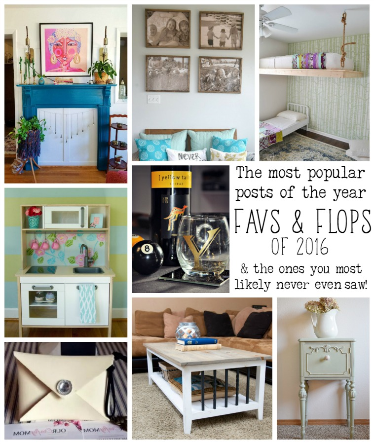 Top Favs And Flops Blog Hop 2016 Our Crafty Mom