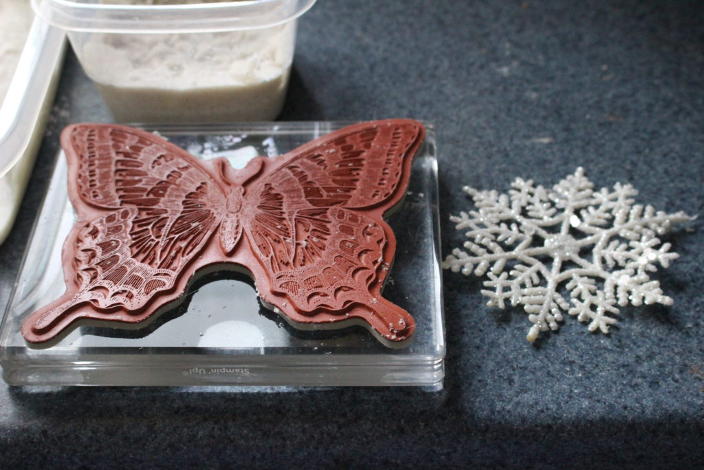 How To Make A Beautiful Butterfly With InstaMold And Permastone ACTIVA Our Crafty Mom