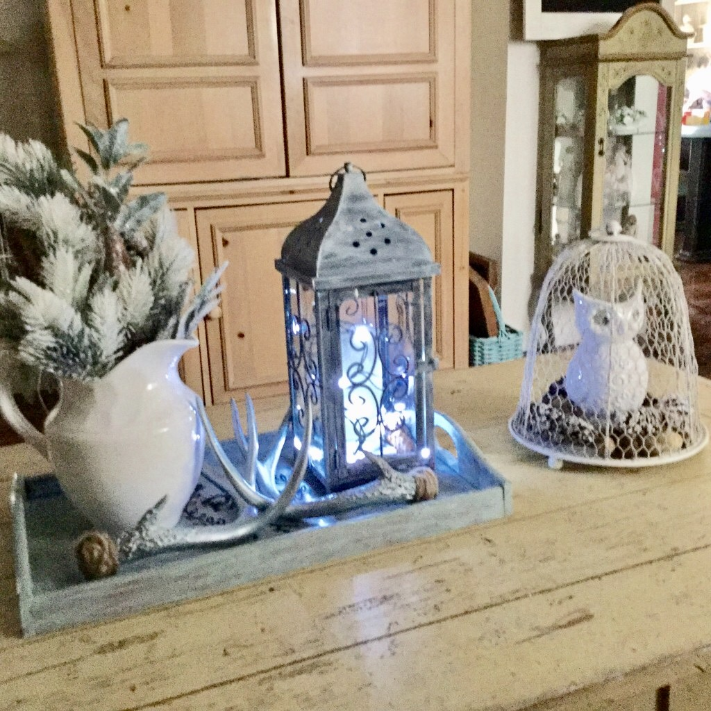 Winter Home Tour Farmhouse Decor Our Crafty Mom