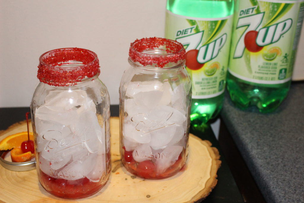 Grown Up Shirley Temple Recipe Our Crafty Mom