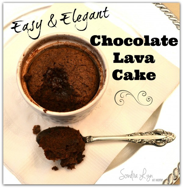 Chocolate Lava Cake Decoration : Valentine s Day Archives - Our Crafty Mom