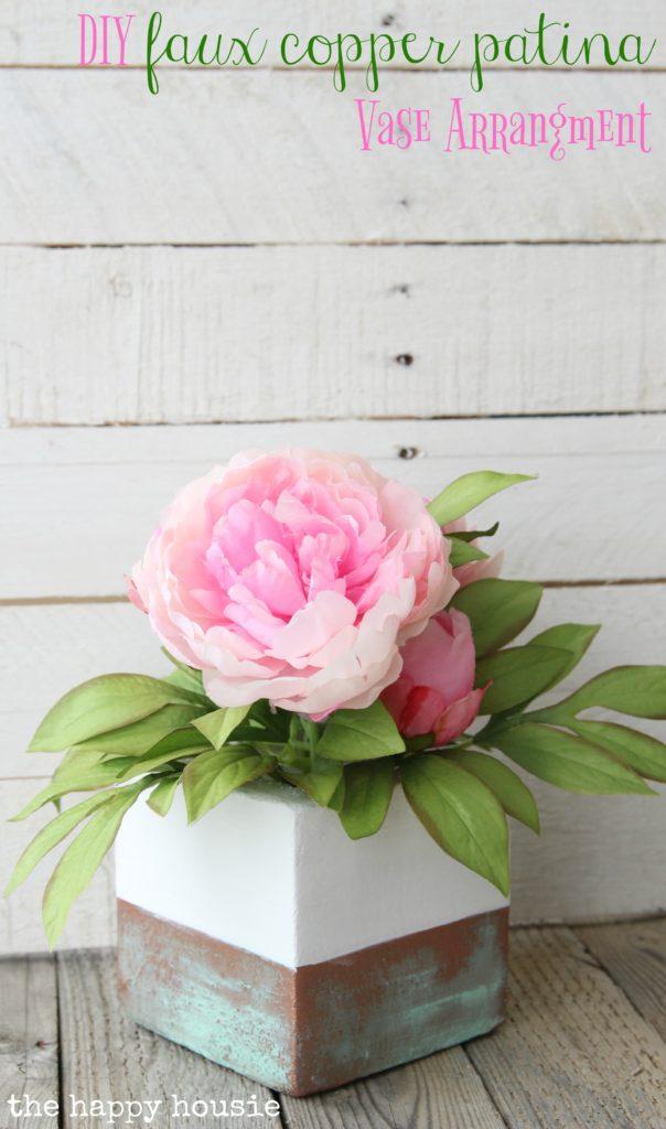 DIY-Faux-Copper-Patina-Vase-Arrangement-THe-Happy-Housie-HMLP-124-Feature.jpg