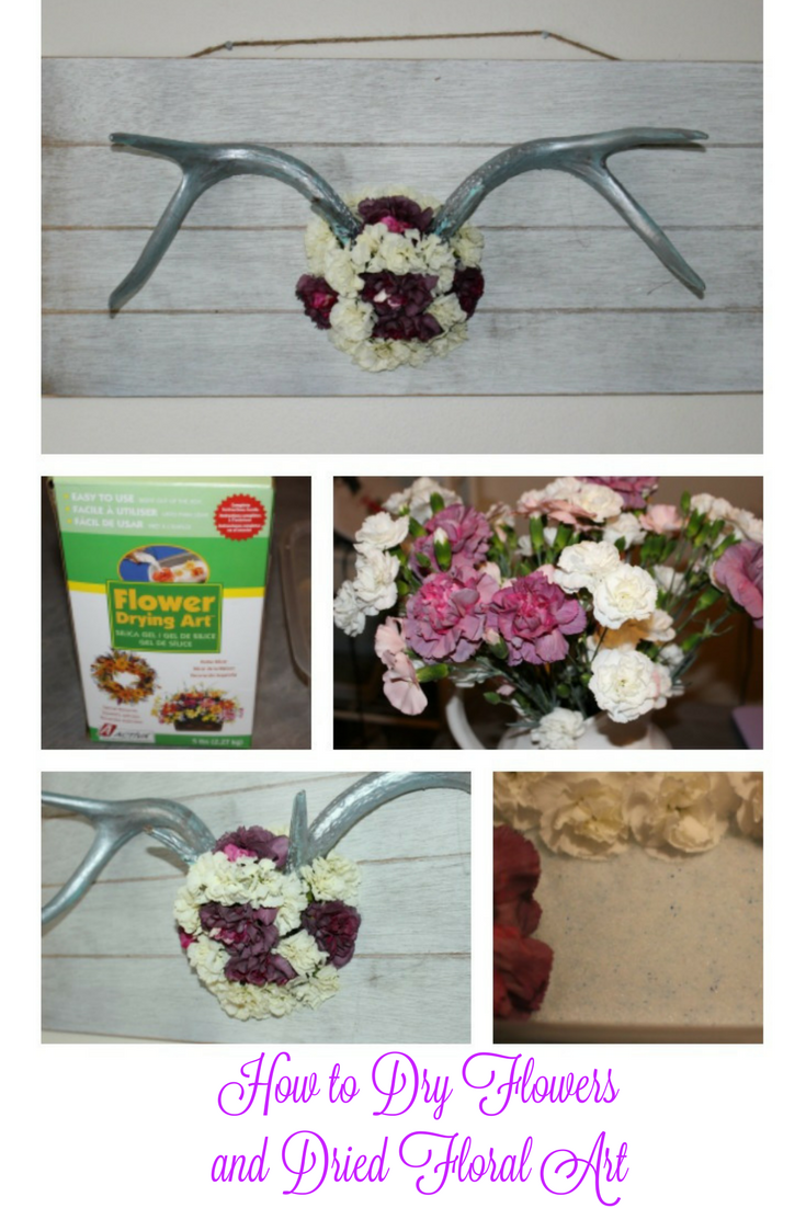 How to Dry Flowersand Dried Floral Art Our Crafty Mom