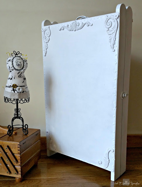 Redoing A Vintage Sewing Cabinet - Redo It Yourself - HMLP 122 Feature