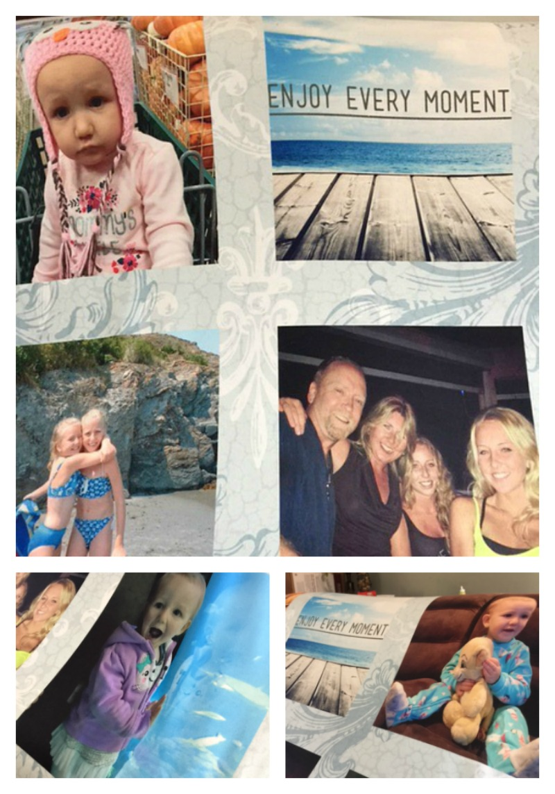 Preserve Family Memories with a Photo Blanket Our Crafty Mom