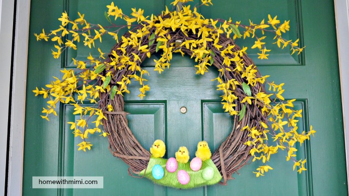 25+ Beautiful DIY Spring Wreath Ideas Our Crafty Mom