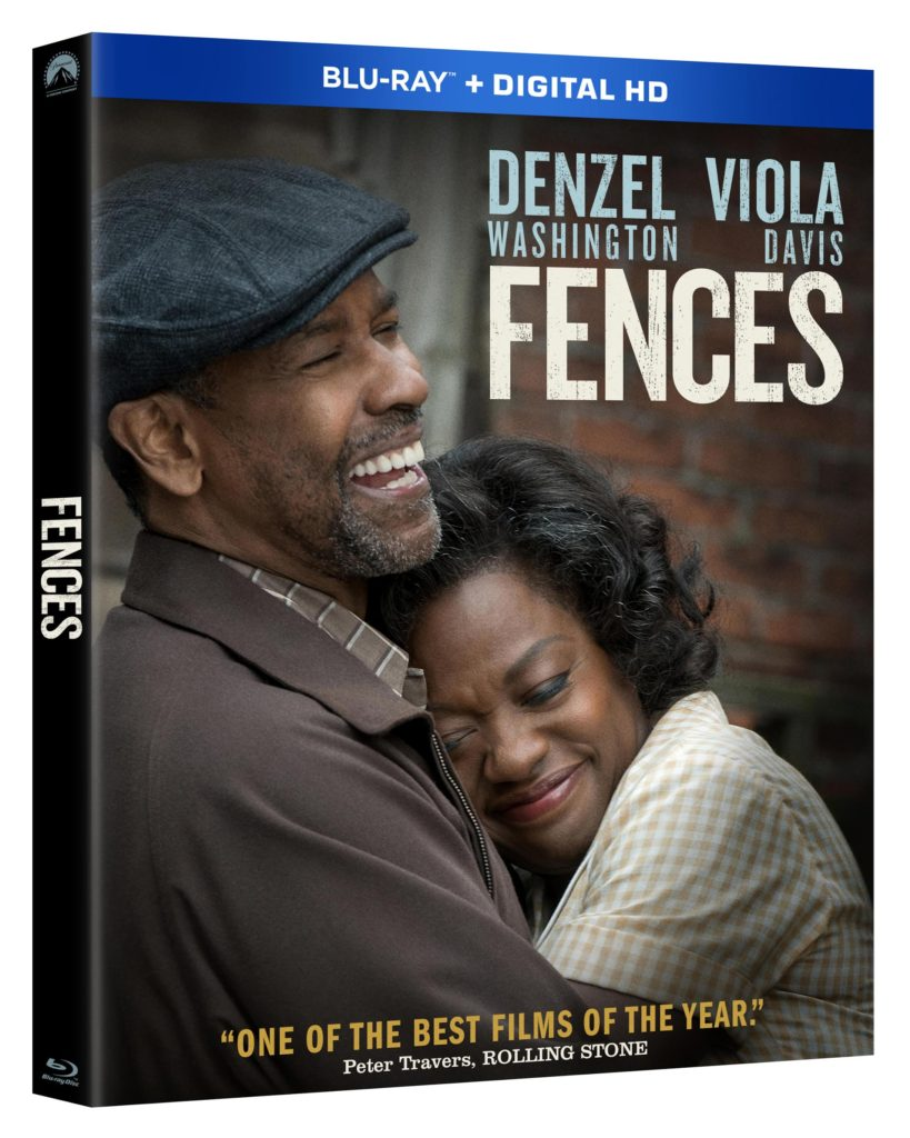 FENCES Movie Review And **DVD GIVEAWAY** Our Crafty Mom