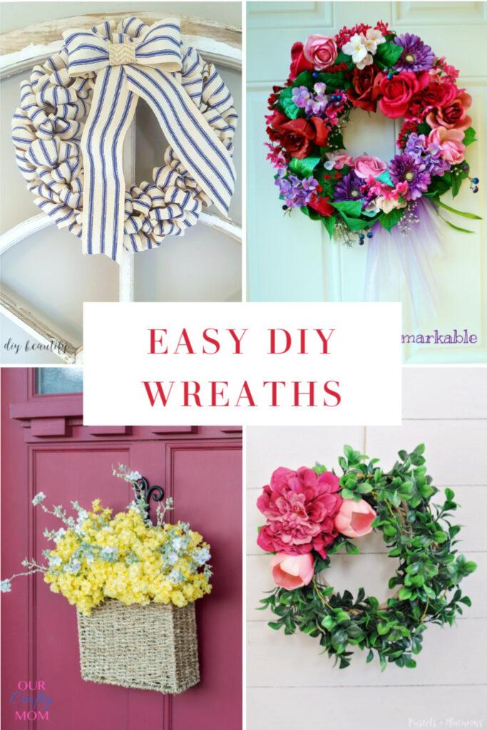 25+ diy wreath ideas