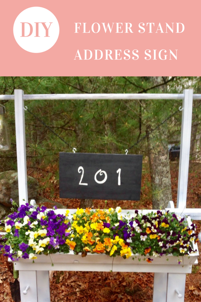http://ourcraftymom.com/flower-stand-house-number-sign/